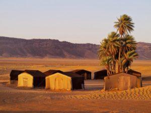 Ruta desde Marrakech al desierto Zagora